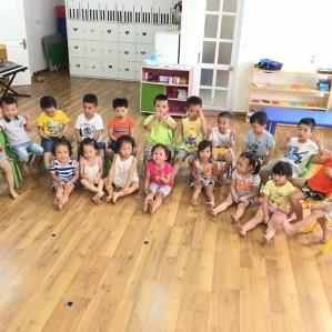 Trường Mần non Ban Mai