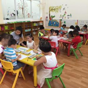 Trường Mầm non Sơn Ca (Sơn Ca Kids Academy)