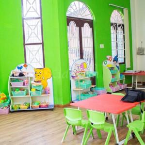 Trường Mầm non Trí Tuệ Việt