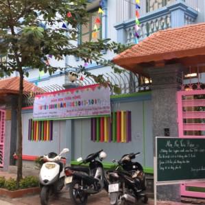 Mầm non Vườn Hồng (Pink Garden)