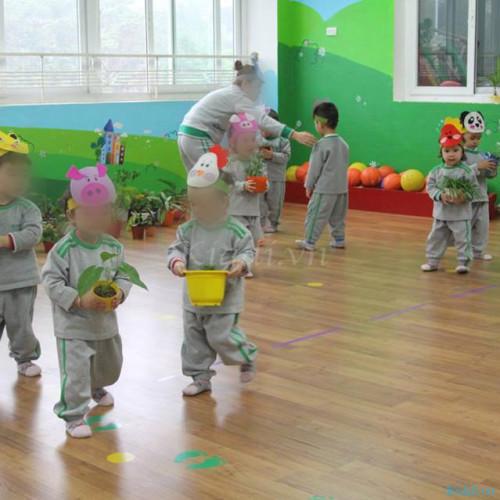 Trường mầm non Thần Đồng Bright School - Văn Quán