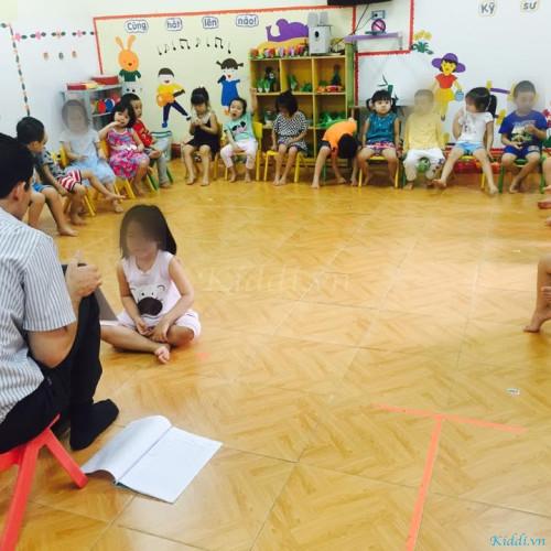 Trường mầm non song ngữ Hoa Trà My - Trung Hòa - Nhân Chính