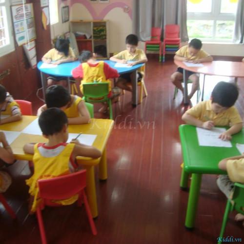 Trường mầm non song ngữ ColorHouse - Ngụy Như Kon Tum