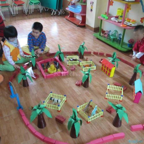 Trường mầm non chất lượng cao Thomas - Nguyễn Ngọc Vũ