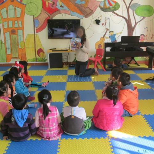 Trường mầm non Trăng Đỏ - Khu đô thị Trung Yên (Trung Kính)