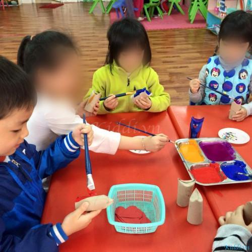 Trường mầm non Thăng Long Kidsmart - Khu đô thị mới Dịch Vọng