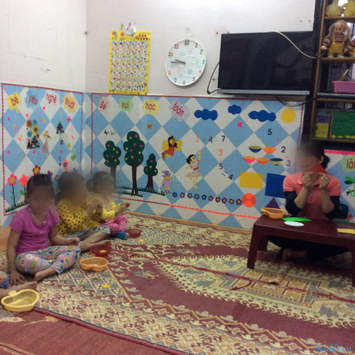 Trường mầm non Hương Giang - Bán đảo Linh Đàm