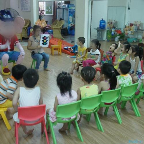 Trường mầm non Bé Ngoan – Nicekids Preschool - Bùi Xương Trạch