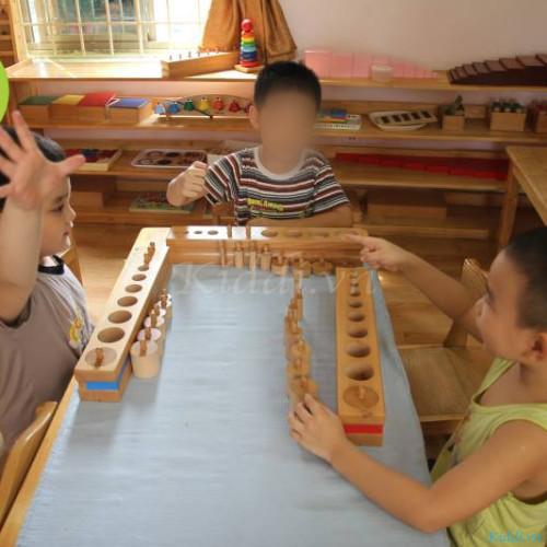 Trường mầm non Mai Ca - Nguyễn Trãi