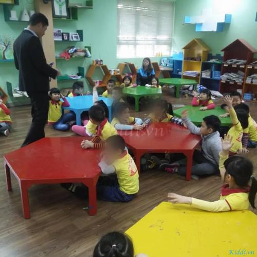 Trường mầm non Hải Phương - Kẻ Tạnh