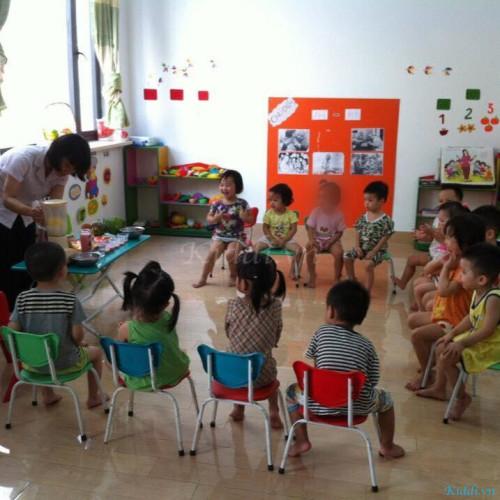Trường mầm non tư thục Kids Home - KĐT Bắc Hà