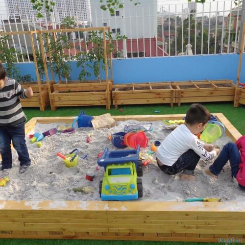 Trường Mầm Non Những Cánh Diều Bay (Flying Kites Montessori Preschool) - Phố Lạc Trung