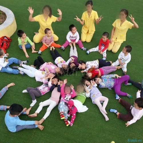 Trường mầm non Liễu Giai Cầu Giấy - Khu ĐT mới Dịch Vọng