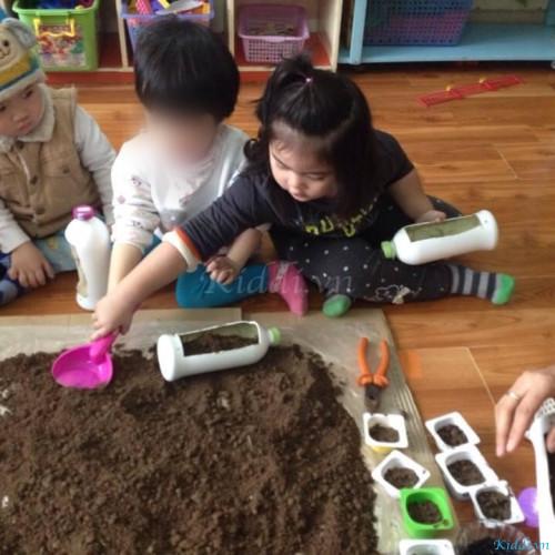 Trường mầm non Việt Á - Trung Kính