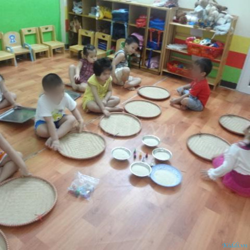 Trường mầm non Thực nghiệm Bees' Daycare