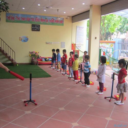 Trường Mầm non Ban Mai - Khu ĐTM Việt Hưng
