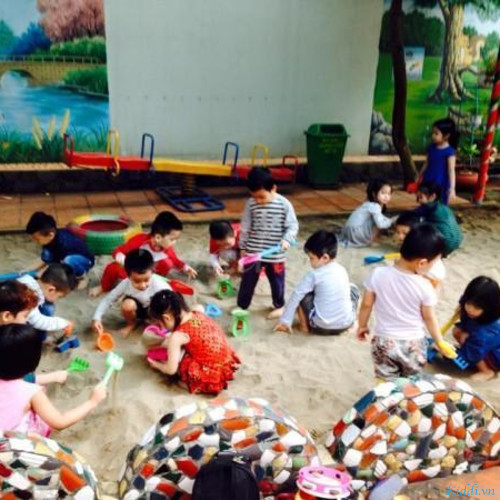 Trường Mầm non Tư thục Minh Hải - Trần Quang Diệu