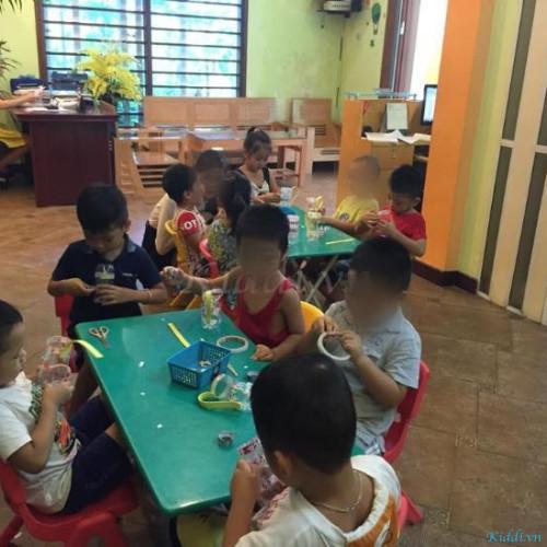 Trường mầm non Hoa Thuỷ Tiên - Nguyễn Trãi