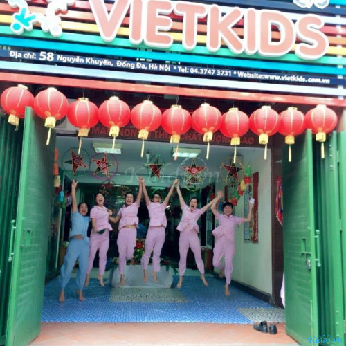Trường mầm non Vietkids - Nguyễn Khuyến