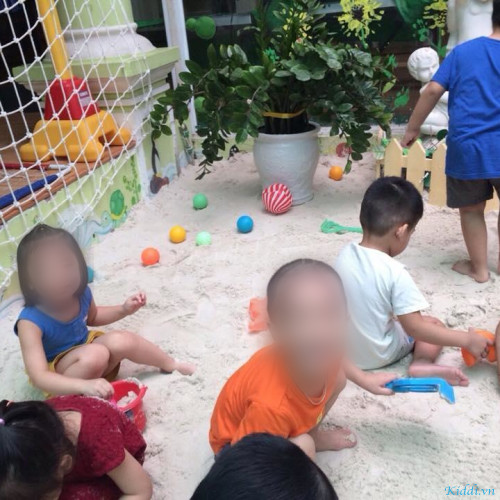 Ikids Preschool - Đường Láng
