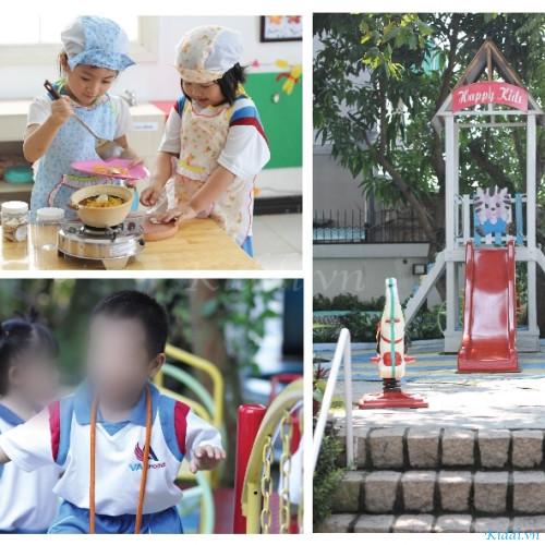 Mầm non Việt Mỹ VAschools - Phạm Thế Hiển