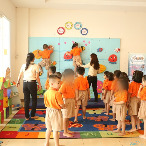 Trường Mầm non Tư thục Baby Bees (Chú Ong Nhỏ) - Nguyễn Lương Bằng
