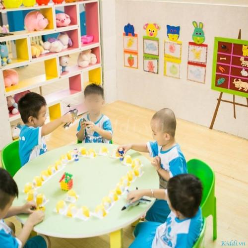 Trường Mầm non Tư thục Hải Yến - Bà Huyện Thanh Quan