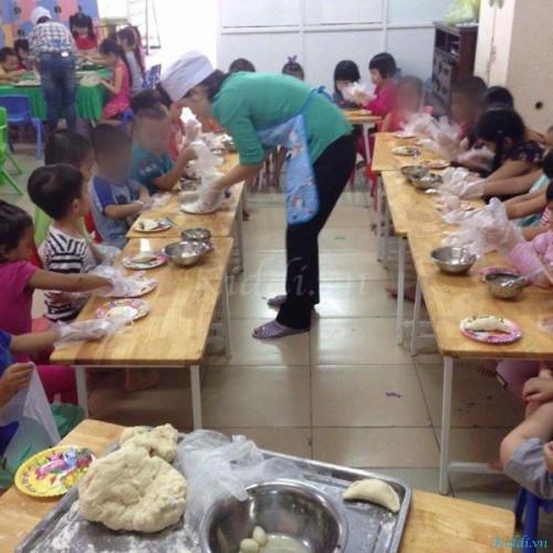 Trường Mầm non Sài Gòn Kindergarten - Chung cư Mỹ Kim