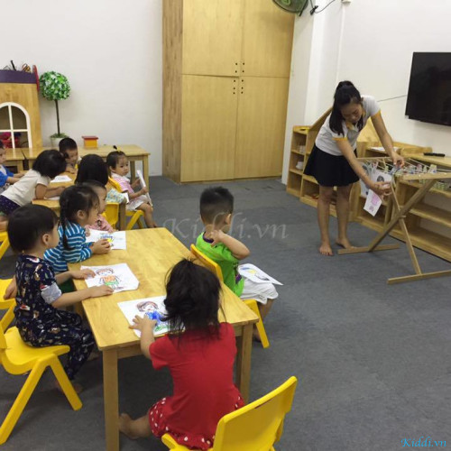 Trường Mầm non Bara Golden School - Thợ Nhuộm