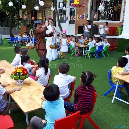 Trường Mầm non Mặt Trời Nhỏ (Little Sun Kindergarten) - Đường 12 (Cơ sở 1)