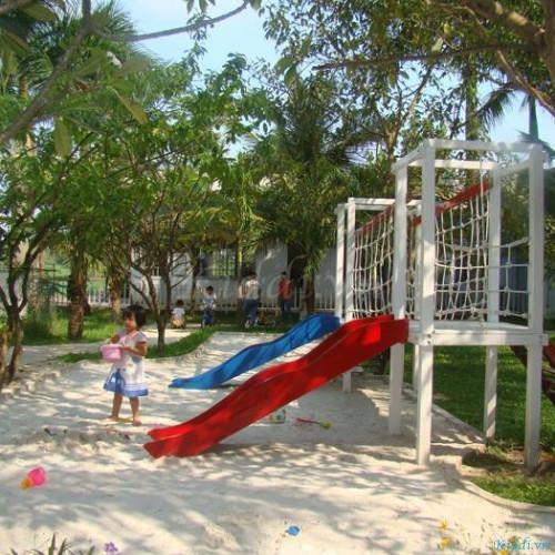 Trường Mầm non Khai Tâm - Đường Cây Keo