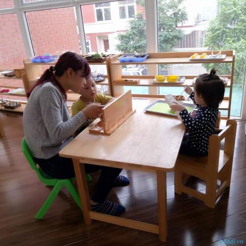 Bambini Montessori School - Mộ Lao