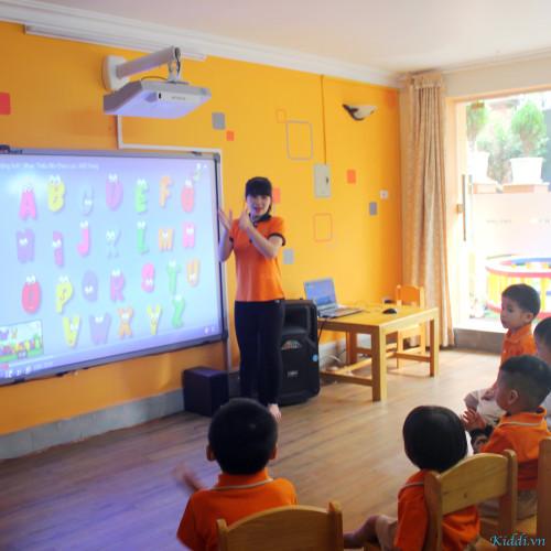 Trường mầm non Superkids Pre-School - Trung Yên