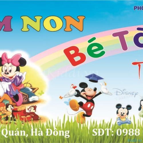 Mầm non Bé Tài Năng - Văn Quán