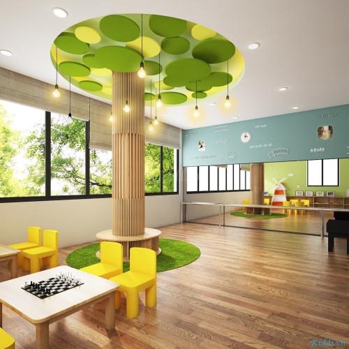 Mầm non quốc tế Việt Anh Montessori (cơ sở 3) - Hoàng Cầu