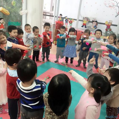 Trường mầm non tư thục Kids Home - KĐT Văn Khê
