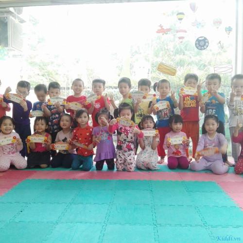 Trường mầm non tư thục Kids Home - Tân Triều