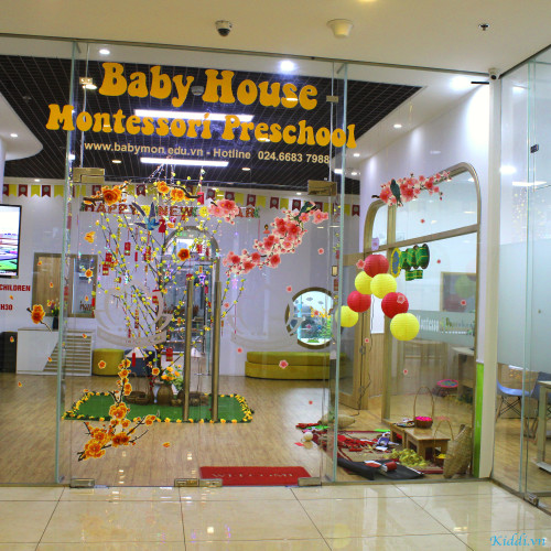 Baby House Montessori - Imperia Garden