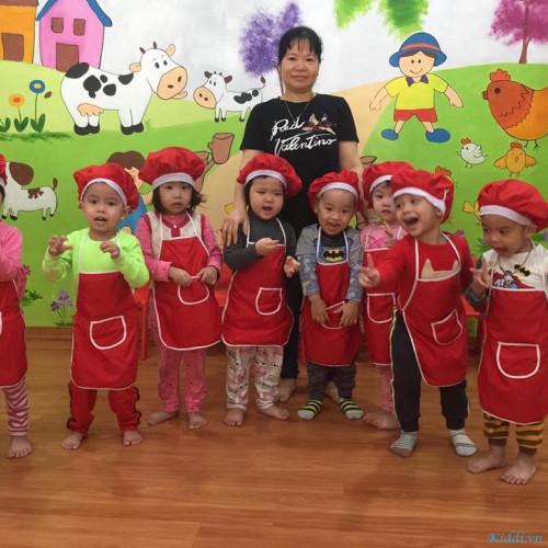 Trường Mầm non Vùng Đất Bé Thơ - Nguyễn Xiển