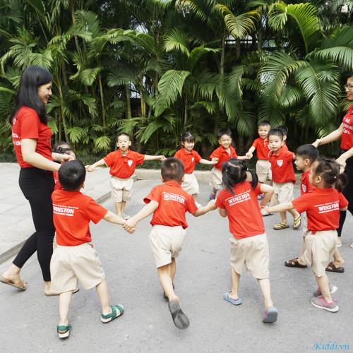 Trường Mầm Non Quốc Tế Winston - Hàm Nghi ( Cơ Sở 10 )