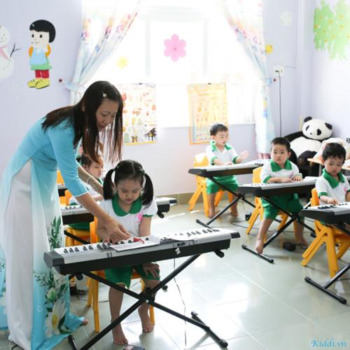 Trường Mầm non Tương Lai - Quận 10