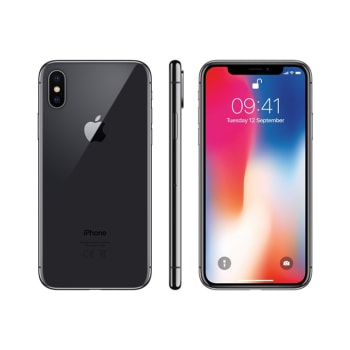 iPhone X 256Gb Jet Black
