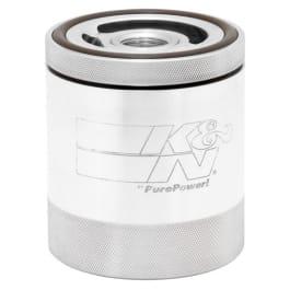 SS-1007 K&N Filtros de Aceite; Billet