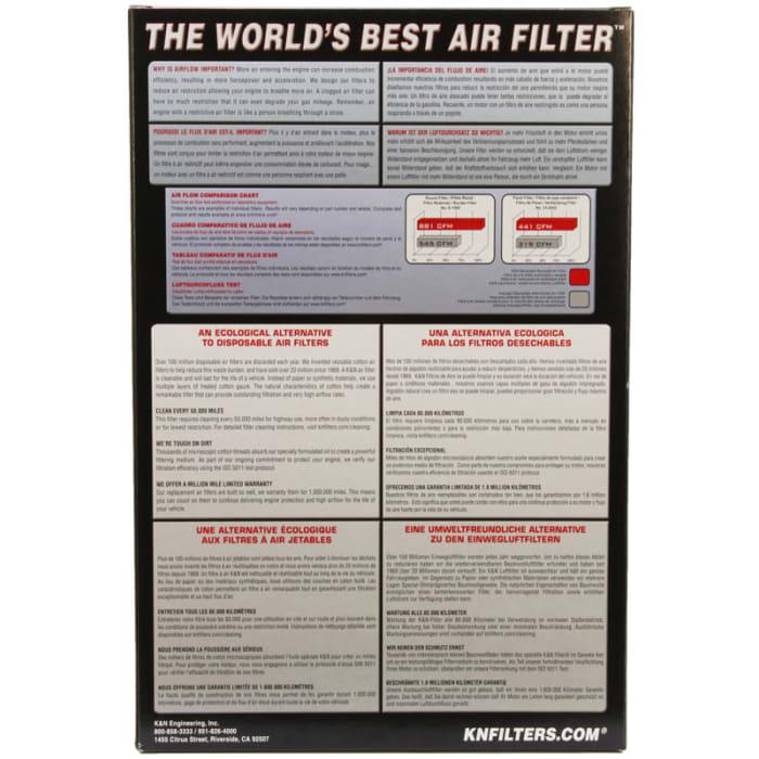 Filtre à air k/&n Filtre 33-2472