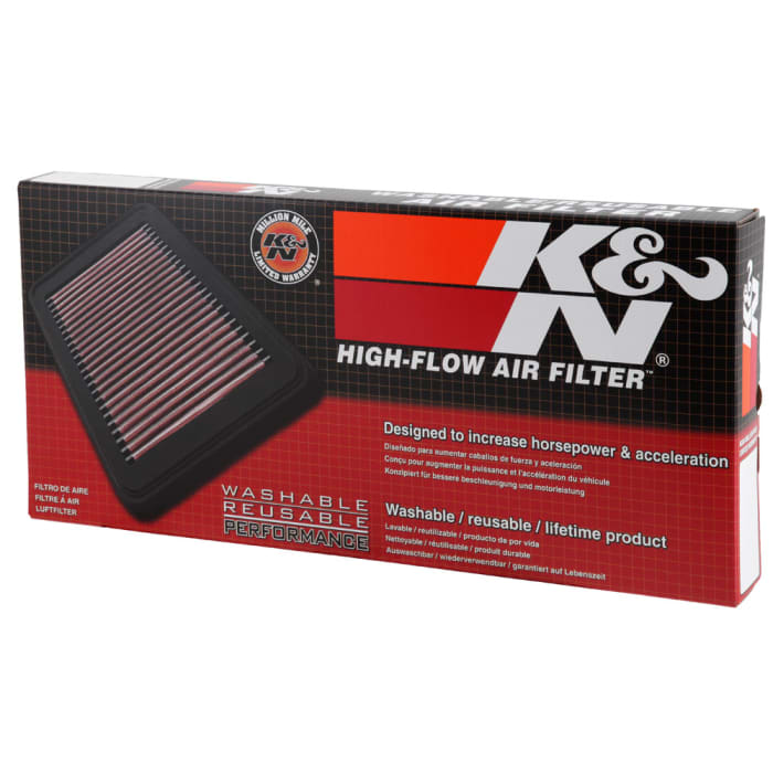 WIX Filters Pack of 1 46349 Air Filter Panel