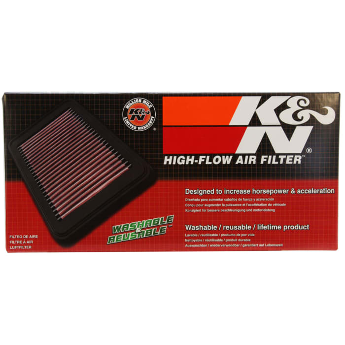 33-2936 K/&N Replacement Air Filter High Flow Design for Increased Performance