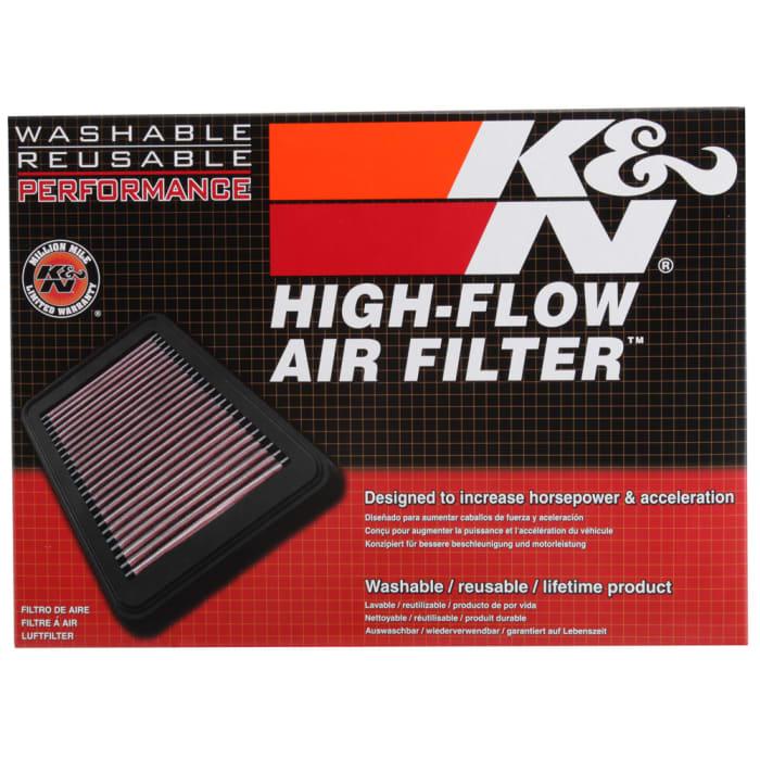 REPLACEMENT HIGH FLOW FILTRATION 33-2146 KN AIR FILTER