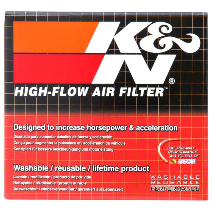 K/&N ru-1822 filtre à air-Filtre de caoutchouc universel-K et N partie
