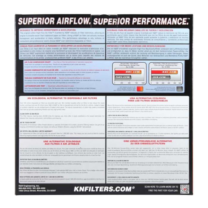 K/&N Air Filter BMW M3 E-2994