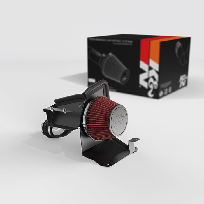K/&N 69-5304TS Kit de Admisi/ón de rendimiento